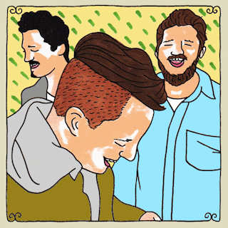 We Barbarians at Daytrotter Studio on Oct 11, 2011
