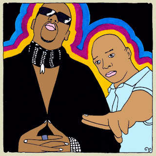 Naughty By Nature (Featuring Solid Gold) at Daytrotter Studio on Feb 15, 2011