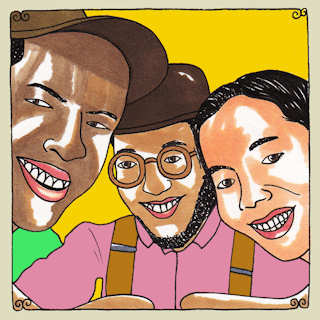 Carolina Chocolate Drops at Daytrotter Studio on May 19, 2011