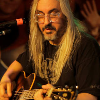 J Mascis at Stage On Sixth on Mar 17, 2011