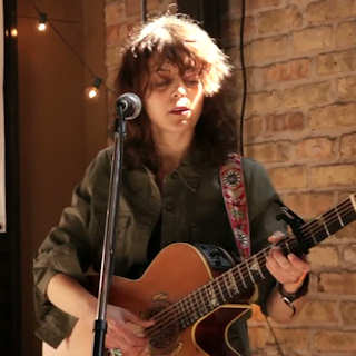 Kim Taylor at Outdoor Stage On Sixth on Mar 17, 2011