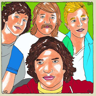O Giant Man at Daytrotter Studio on Jun 4, 2011
