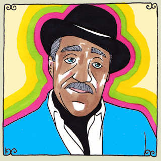 Andre Williams & The Goldstars at Daytrotter Studio on Jan 19, 2012