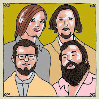 The Apache Relay at Daytrotter Studio on Dec 8, 2011