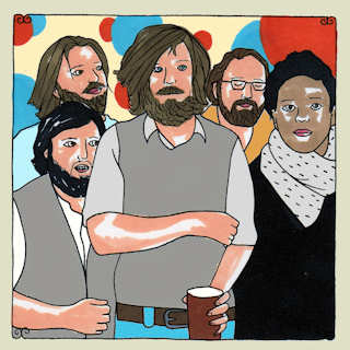 Cameron McGill & What Army at Daytrotter Studio on Jan 24, 2013