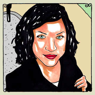 Carrie Rodriguez at Big Orange Studios on Nov 7, 2012