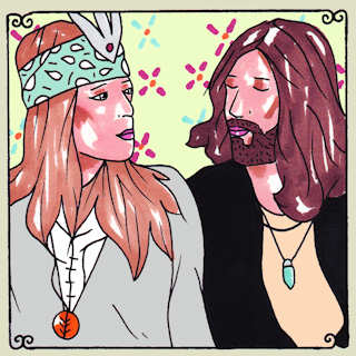 Cowboy and Indian at Daytrotter Studio on Jul 15, 2013