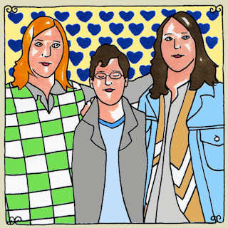 Diamond Doves at Daytrotter Studio on Sep 22, 2011