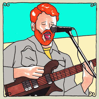 Dinosaur Feathers at Daytrotter Studio on Apr 13, 2012