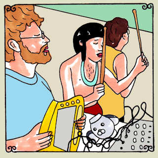 Born Gold at Daytrotter Studio on May 23, 2013