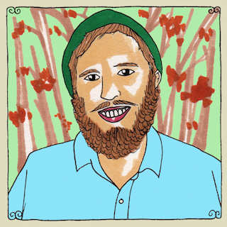 James Vincent McMorrow at Daytrotter Studio on Aug 1, 2011