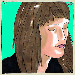 Joan as Police Woman at Daytrotter Studio on Nov 30, 2011
