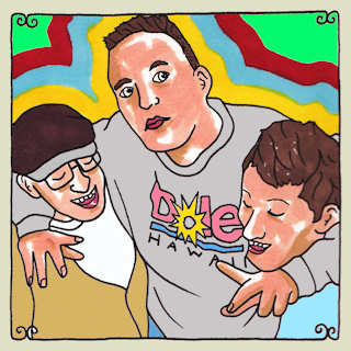 Kosha Dillz at Daytrotter Studio on Feb 24, 2012