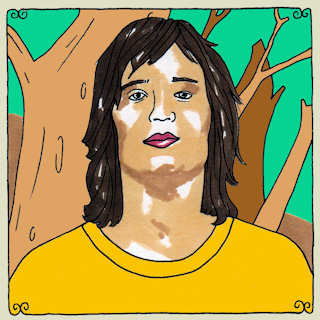 Luke Rathborne at Big Orange Studios on Nov 13, 2012