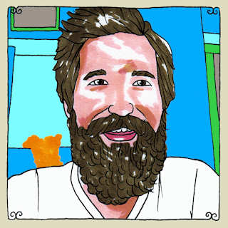Matt The Electrician at Daytrotter Studio on Sep 8, 2011
