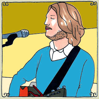 Matthew and the Arrogant Sea at Daytrotter Studio on Dec 6, 2011