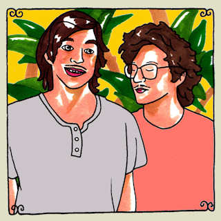 Painted Palms at Daytrotter Studio on Feb 17, 2012