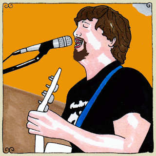 Patrick Sweany at Daytrotter Studio on Oct 31, 2011