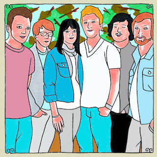 Scars on 45 at Daytrotter Studio on Oct 29, 2011