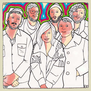 The Head and The Heart at Daytrotter Studio on Jun 17, 2011