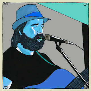 Sean Rowe at Daytrotter Studio on Jul 6, 2011