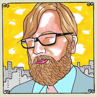 Chris Mills at Daytrotter Studio on Jun 20, 2013