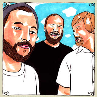 David Bazan at Daytrotter Studio on Oct 25, 2011