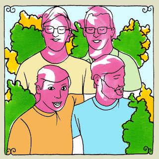 Memory Map at Daytrotter Studio on Jul 24, 2012