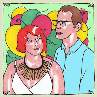 Ben + Vesper at Daytrotter Studio on Jun 8, 2012