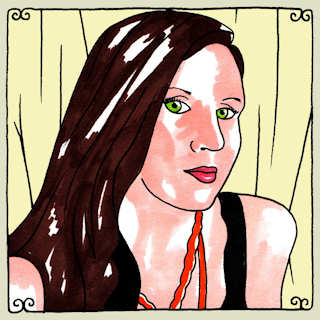 Jolie Holland at Daytrotter Studio on Jan 23, 2012