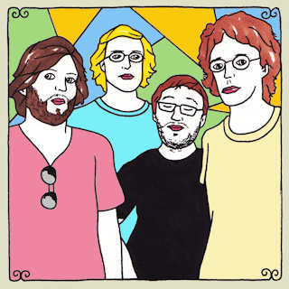 The Globes at Daytrotter Studio on Apr 16, 2012