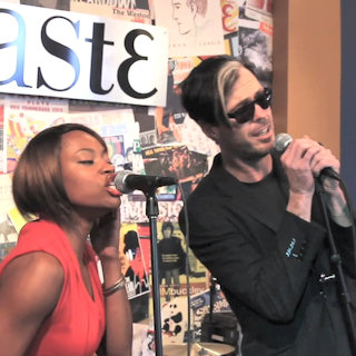 Fitz & The Tantrums at Paste Magazine Offices on Apr 13, 2011
