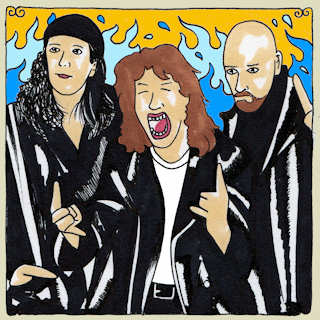 Anvil at Daytrotter Studio on Jan 3, 2012