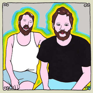 WRITER at Daytrotter Studio on Apr 12, 2012