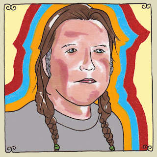Richard Buckner at Daytrotter Studio on Oct 17, 2011