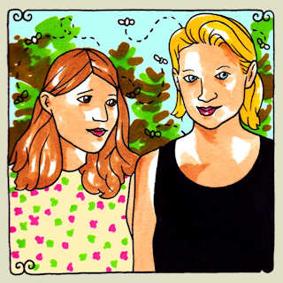 Smoke Fairies at Daytrotter Studio on Jun 28, 2012