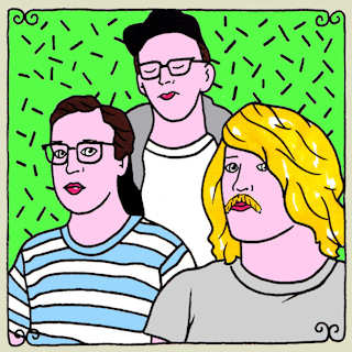 Male Bonding at Daytrotter Studio on Aug 15, 2012