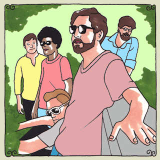 The Floorwalkers at Daytrotter Studio on Jan 13, 2012