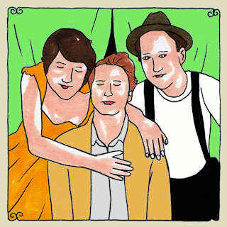 The Lumineers at Daytrotter Studio on Oct 11, 2011