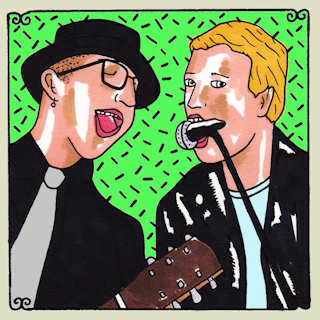 Cute Lepers at Daytrotter Studio on May 30, 2013