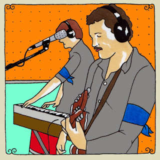 Wildlife at Daytrotter Studio on Sep 14, 2011