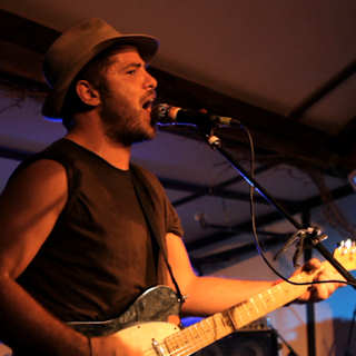We Are Augustines at Old Lantern Barn on Aug 28, 2011