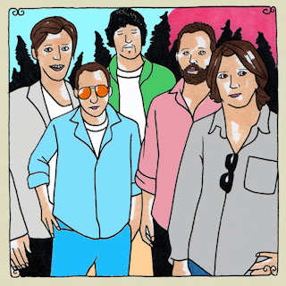 The Zachary Cale Band at Daytrotter Studio on May 20, 2011