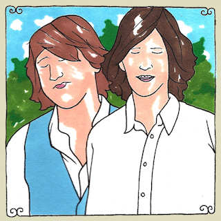 The Milk Carton Kids at Daytrotter Studio on Oct 31, 2011