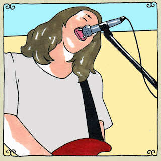 Liturgy at Daytrotter Studio on Dec 2, 2011