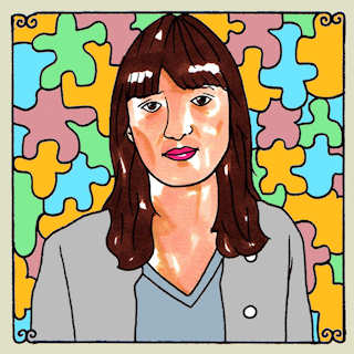 Jill Andrews at Daytrotter Studio on Sep 18, 2012