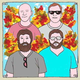 Maritime at Daytrotter Studio on Oct 13, 2011