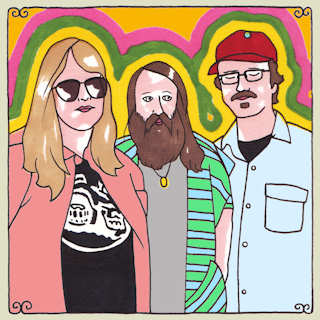 Pillars and Tongues at Daytrotter Studio on Jan 9, 2012