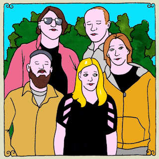 Saint Bernadette at Daytrotter Studio on Dec 31, 2011