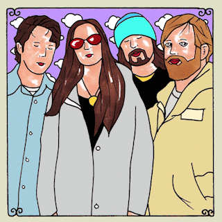 Jesse Sykes & The Sweet Hereafter at Daytrotter Studio on Dec 14, 2012
